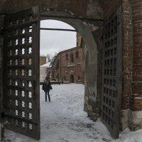 Ворота :: Яков Реймер