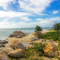 Южно - Китайское море. Вьетнам. Мыс Ке Га. :: Андрей Ярославцев