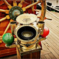 Старый морской прибор :: Кай-8 (Ярослав) Забелин