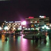 огни ночного города :: Елена Байдакова