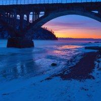 Утро в истоке реки :: Анатолий Иргл