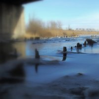 Два моста :: Юрий Гайворонский