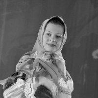 Танцовщица :: A. SMIRNOV