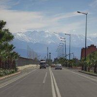 Дорога в горы :: Светлана marokkanka