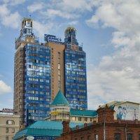 Улицы Новосибирска. :: Евгений Суханов