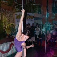 Pole Dance :: Svetlana Stepanova