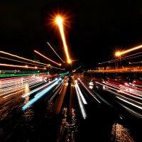 Огни ночного города :: Иван Миронов