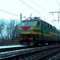 ЧС7 - 083 :: Сергей Уткин