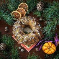 Из серии Рождественские десерты :: Ирина Приходько