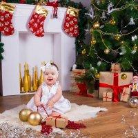 Даринкин первый Новый год :: Дина Горбачева