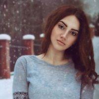 Зимняя съемка :: Елена Ельцова