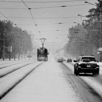 трамвайчик :: сергей швед