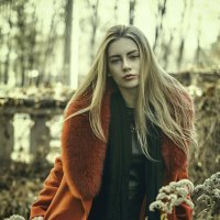Портрет девушки :: Вячеслав