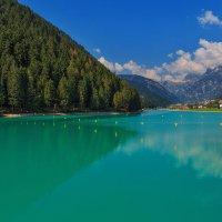 Озёра северной Италии. :: михаил