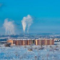Зима :: Николай Николенко