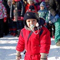 Мальчик :: Евгения Ламтюгова
