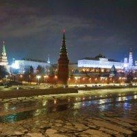 Зимняя Москва :: Екатерррина Полунина