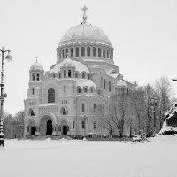 На Якорной площади :: Сергей Григорьев