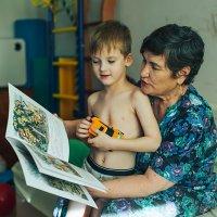 чтобы мы делали без наших бабушек? :: Наталья Корнилова