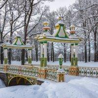 Китайский мостик (2) :: Наталья Иванова