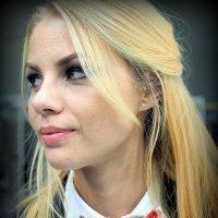 образ стильной девушки :: Олег Лукьянов