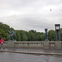 Вход в парк Вигеланда-2 :: Александр Рябчиков