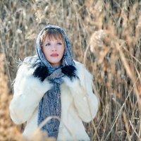 Зимняя прогулка.. :: Ольга Щербакова