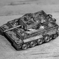 Мини модель танка. :: Анатолий. Chesnavik.