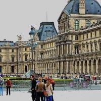 Парижские зарисовки :: Александр Корчемный