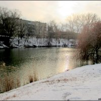 В парке Октября :: Нина Бутко