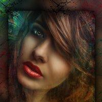 Портрет в стиле арт. :: Наталья Данченко