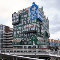 Вот такая архитектура... :: Валентина Харламова