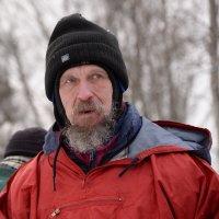 Лыжник :: Владимир Брагилевский