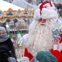 Дед Мороз :: Константин Поляков