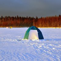 на зимней рыбалке :: vg154