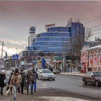 Люди спешат.. :: Андрей Козлов