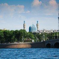 Соборная мечеть Санкт-Петербурга :: Владимир Безбородов