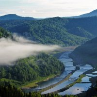 Утренняя долина :: Сергей Чиняев