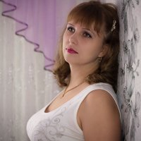 Портрет девушки :: Вячеслав Васильевич Болякин