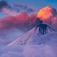 Небесное пламя :: Денис Будьков
