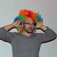 На празднике :: Сергей