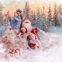 Всех с наступающим Новым годом!!! :: Андрей Володин