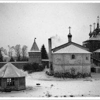 Зима за монастырскими стенами... :: марк