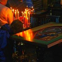 Молитва :: Елена Малкова