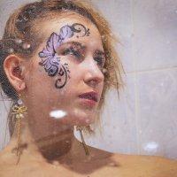 """За стеклом"" модель Марьяна :: Julia Volkova"
