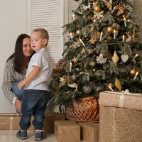 Мама и сынок :: Ольга Осипова