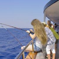 Кипр, Ларнака, Средиземное море. :: Виктор Куприянов