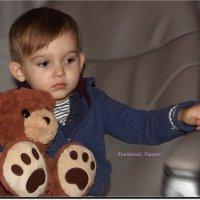 Мишка мой хороший а зовут его Тотошей. :: Anatol Livtsov