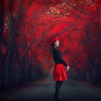 осень алая :: Ксения