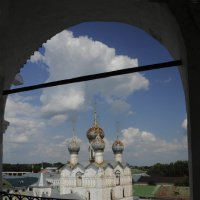 Ростов Великий Храм в торговых рядах :: Вячеслав
